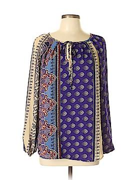 Stoosh Long Sleeve Blouse Size XL