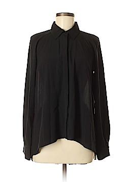 Grace Elements Long Sleeve Blouse Size M