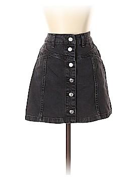 Topshop Denim Skirt Size 4