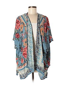 Blue Rain Kimono Size S