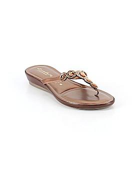 Contesa Flip Flops Size 8