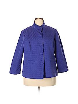 Linea by Louis Dell'Olia Jacket Size 1X (Plus)
