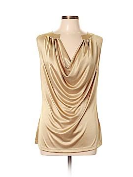 New York & Company Sleeveless Blouse Size L
