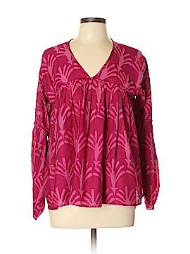 Apiece Apart Long Sleeve Blouse Size 10