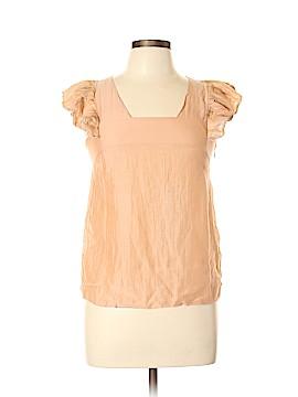 Ports 1961 Short Sleeve Blouse Size 10