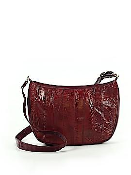 Tony Lama Leather Shoulder Bag One Size