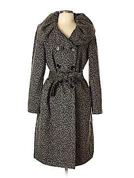 Calvin Klein Wool Coat Size 10