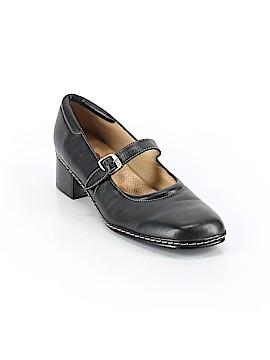 Soft Walk Heels Size 8 1/2