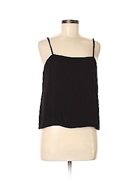 RENA LANGE Sleeveless Silk Top Size 44 (IT)