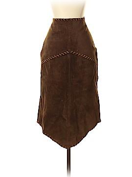 Tristan & Iseut Leather Skirt Size 2