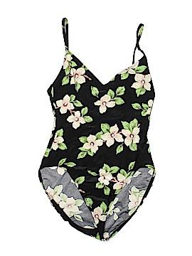 Jones New York One Piece Swimsuit Size 12