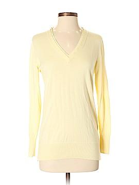 Banana Republic Silk Pullover Sweater Size M