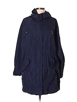 Diane von Furstenberg Coat Size XL