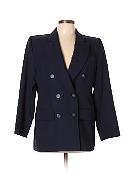 Yves Saint Laurent Wool Blazer Size 42 (FR)