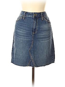 Universal Thread Denim Skirt Size 12