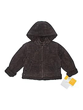 Nicky Jay Leather Jacket Size 4