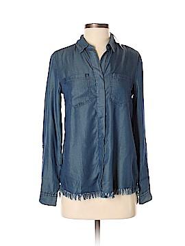 Downeast Long Sleeve Button-Down Shirt Size XS