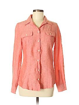 Express Long Sleeve Button-Down Shirt Size 6