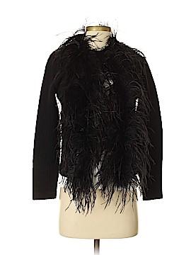 Emanuel Ungaro Liberte Wool Cardigan Size S (Petite)