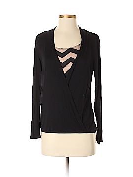 Carol Rose Long Sleeve Top Size S