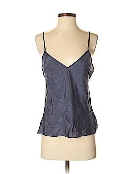 Ralph Lauren Sleeveless Silk Top Size 3