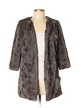Prairie New York Faux Fur Jacket Size L