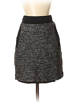 Ann Taylor LOFT Wool Skirt Size S (Tall)