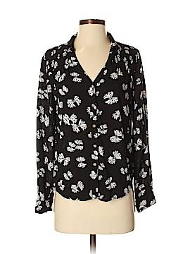 Maeve Long Sleeve Blouse Size 4