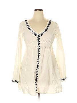 Lucky Brand Long Sleeve Blouse Size XL