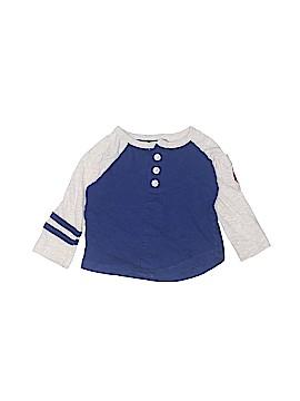 U.S. Polo Assn. Long Sleeve Henley Size 12 mo