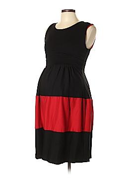Olian Casual Dress Size L (Maternity)