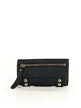 Linea Pelle Leather Wallet One Size
