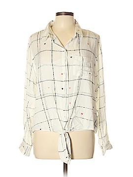 Velvet Heart Long Sleeve Blouse Size XL