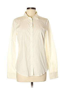 Joe Fresh Long Sleeve Button-Down Shirt Size M