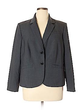Calvin Klein Wool Blazer Size 16