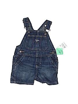 OshKosh B'gosh Overall Shorts Size 9 mo