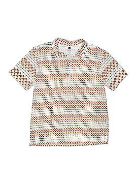 Tea Short Sleeve Polo Size 12