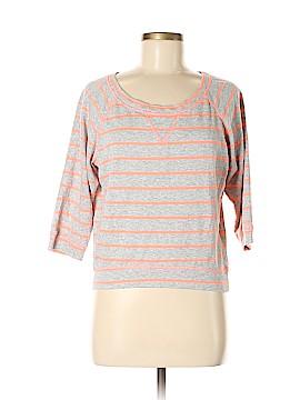 Eyelash Couture Sweatshirt Size M