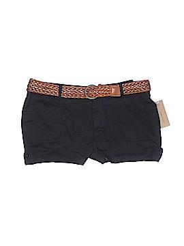 Color Swatch Shorts Size 1X (Plus)