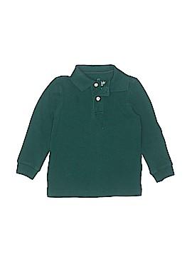 Classic Club Long Sleeve Polo Size 3