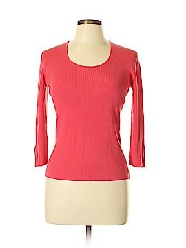 Adrienne Vittadini 3/4 Sleeve T-Shirt Size M