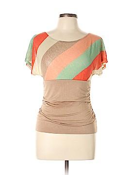 Love J Short Sleeve Blouse Size L