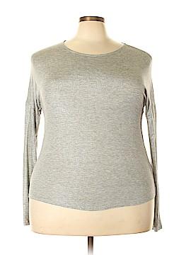 INC International Concepts Long Sleeve T-Shirt Size XXL