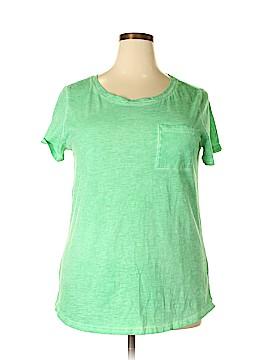 Lands' End Short Sleeve T-Shirt Size XL (Tall)
