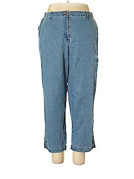 Orvis Jeans Size 18 (Plus)