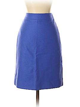 J. Crew Factory Store Wool Skirt Size 00