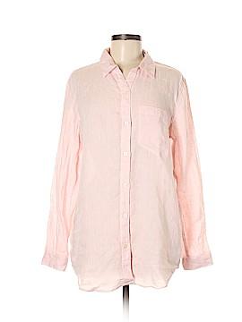 Gap Long Sleeve Button-Down Shirt Size M