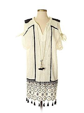 Hemant And Nandita Casual Dress Size S (Petite)