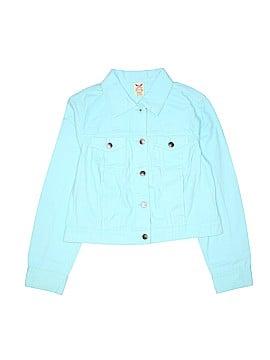 Faded Glory Denim Jacket Size 8 - 10