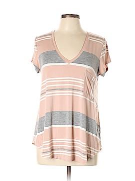Bordeaux Short Sleeve T-Shirt Size L